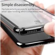 Противоударный чехол Baseus Minju Case for iPhone XS Max (красный)