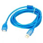 Кабель-удлинитель USB2.0 A(m) - USB A(f), 3 м