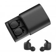 Беспроводные наушники QCY T1 Pro (черный)
