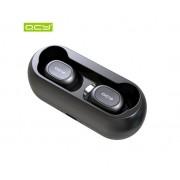 Беспроводные наушники QCY T1 TWS Bluetooth 5.0 (черный)