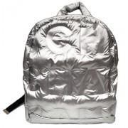 Рюкзак из нейлона (серебристый)