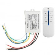 Пуль-переключатель для люстры wireless remote control switch (белый)