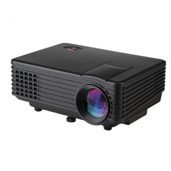 Проектор mini LED Projector RD805W Wi-Fi (Черный)