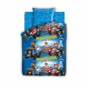 Комплект детского постельного белья Непоседа 1,5 сп хлопок Щенячий патруль В пути (синий)