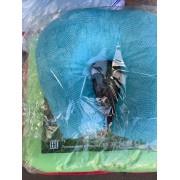 Дорожная подушка под голову (синий)