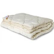 Одеяло стеганое Мостекс верблюжья шерсть 175х210 (бежевый)