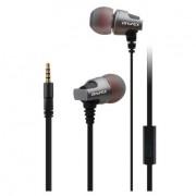 Наушники с микрофоном Awei ES860i (серебристый)
