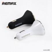Автомобильное зарядное устройство Remax Car Charger 2 USB 2.1A RCC203 (Белый)