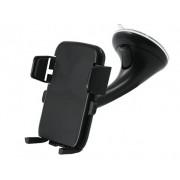 Автомобильный держатель для телефона на присоске (Черный)