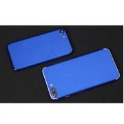 Защитная пленка на заднюю панель для iPhone 7 Plus (синий)
