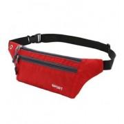 Спортивная сумка на пояс (красный)