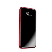 Портативное зарядное устройство Baseus full screen bracket wireless charge Power Bank 8000mAh PPALL-EX09 (Красный)