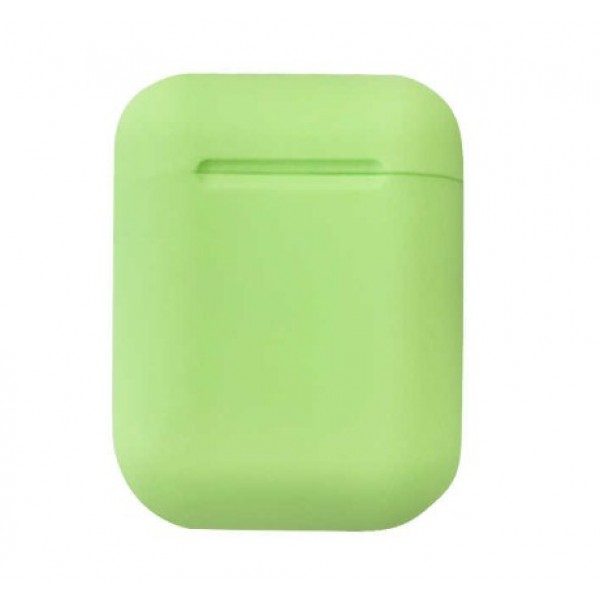 Беспроводные наушники In Pods 12 Macaron Wireless Bluetooth Stereo V5.0 (зеленый)
