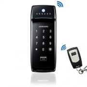Электронный замок Samsung SHS-2320W XMK, EN
