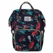 Сумка-рюкзак для мам Barrley Prince 085-NCL Единорог (Синий)