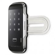 Электронный замок Samsung SHS-G517 с монтажными пластинами
