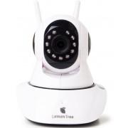 Беспроводная IP камера wifi Lemon Tree Intelligent Camera HD V380-Q5 1.3 мегапикселя (белый)