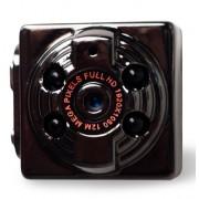 Мини-видеокамера Lemon Tree SQ9 1080P Full HD Mini пластик 2 мегапикселя (черный)