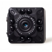 Мини WiFi экшн-камера ночного видения Lemon Tree HD Q11 (черный)