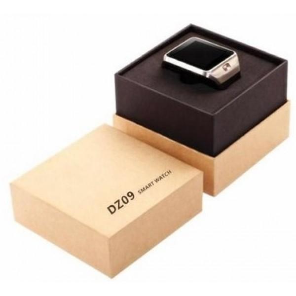 Часы UWatch DZ09 (Черные)