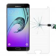 Защитное стекло для Samsung Galaxy A3 2017 (Прозрачный)