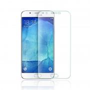 Защитное стекло для Samsung Galaxy A8 SM-A800F (Прозрачный)