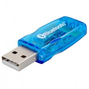 USB Bluetooth адаптер ES-388 (Голубой)