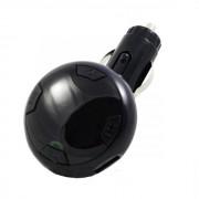 Автомобильный FM modulator Bluetooth Car Q8 (Черный)