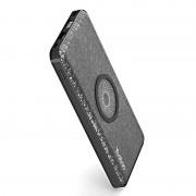 Внешний аккумулятор Yoobao W9 с QI 9000 mAh Беспроводной (Черный)