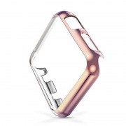 Защитный чехол для Apple Watch (Розовое золото 42мм)