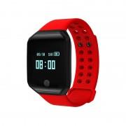 Z66 IP67 Водонепроницаемый смарт-браслет шагомер Waterproof Smart Bracelet (Красный)