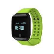 Z66 IP67 Водонепроницаемый смарт-браслет шагомер Waterproof Smart Bracelet (Зеленый)