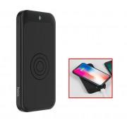 Внешний аккумулятор с беспроводной зарядкой Hoco J14 10000 mAh Qi Wireless Charging Pad