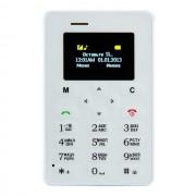 Мини мобильный телефон Mini Phone AIEK M5 (Белый)