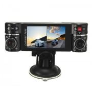 Автомобильный видеорегистратор Eplutus DVR F600 (Черный)