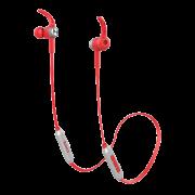 Беспроводные cтерео-наушники Baseus Encok S06 Magnet Wireless Earphone NGS06-S9 (Серебристо-красный)