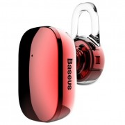 Гарнитура Bluetooth Baseus Encok mini Wireless Earphone A02 NGA02-09 (Красный)