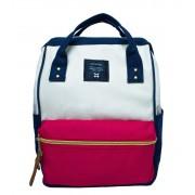 Городской рюкзак с ручками Anello (Красный)