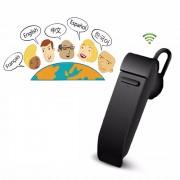 Мини-наушники переводчик PeiKo World Smart Bluetooth (Черный)