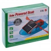 Детская игрушка на солнечной батарее в наборе солнечная лодка развивающий набор