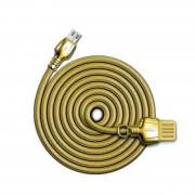 Кабель Remax USB MICRO RC-063 M/KING (Золотой)