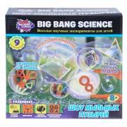 Детский развивающий конструктор Набор Шоу мыльных пузырей Alpha Science