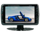 Автомобильный портативный телевизор с DVB-T2 7 Eplutus EP-700T (Черный)
