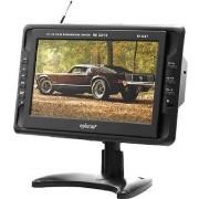 Автомобильный портативный телевизор с DVB-T2 10 Eplutus EP-101T (Черный)