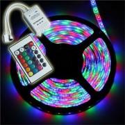 Светодиодная лента LED SMD 2835 5m RGB (Цветная)