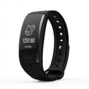 Фитнес-браслет QS90 (Черный)