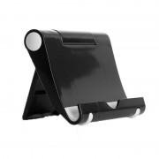 Универсальная подставка под планшет или смартфон (Черный)