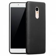 Чехол силиконовый для Xiaomi Redmi Note 4X (Черный)