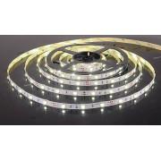 Светодиодная led лента 5 метров размер 5050 ip20 (Белый)
