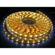 Светодиодная led лента 5 метров размер 5050 ip20 (Теплый белый)